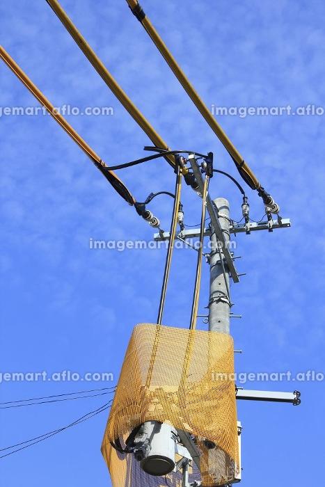 電線の絶縁カバー