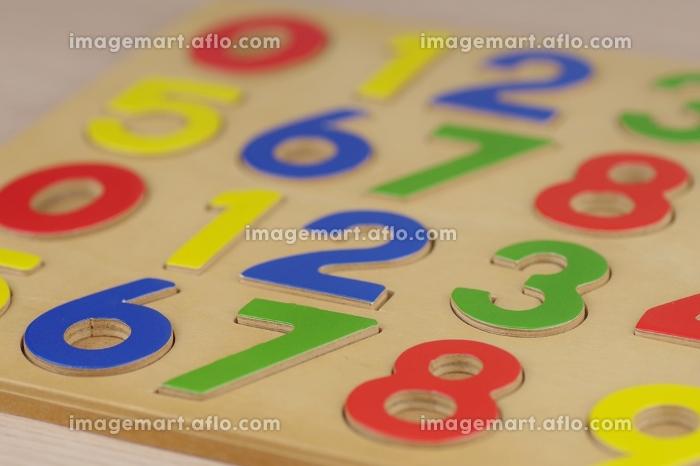 数字パズル 幼児教育の販売画像