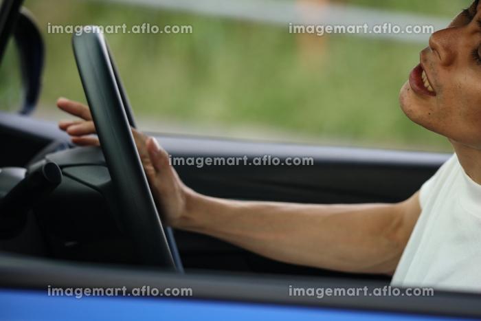 あおり運転イメージの販売画像