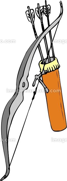 アーチェリー用具の販売画像