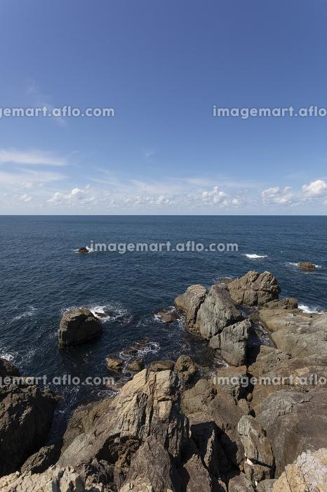 出雲日御碕からの日本海の販売画像