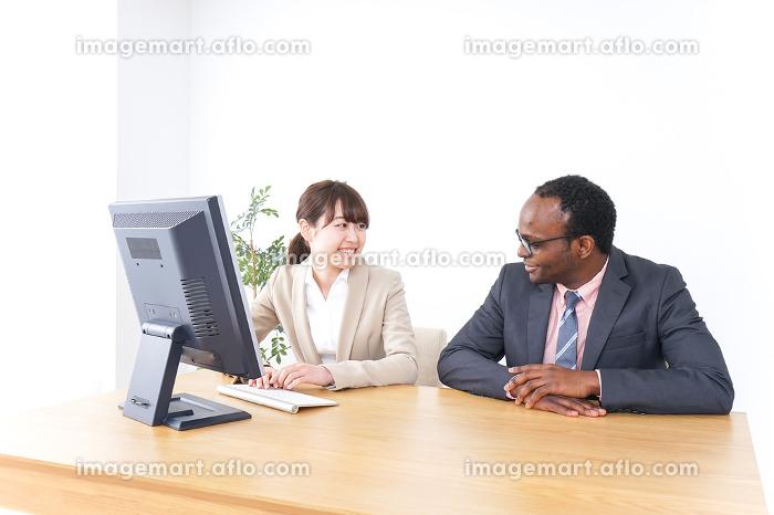 きれいなオフィスの販売画像