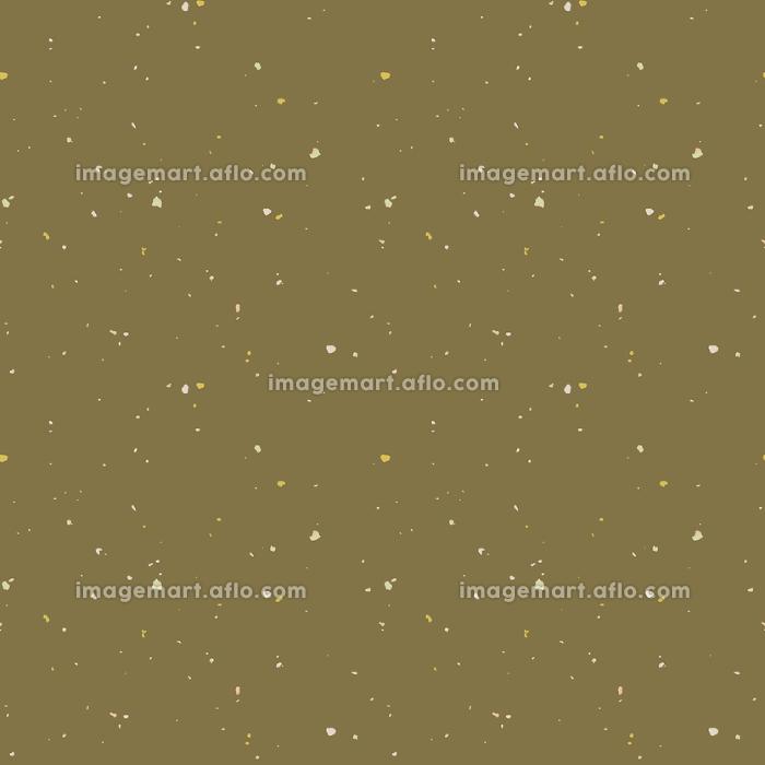 金箔銀箔 背景素材(緑色、カーキ)連続模様 シームレス スウォッチデータ有りの販売画像