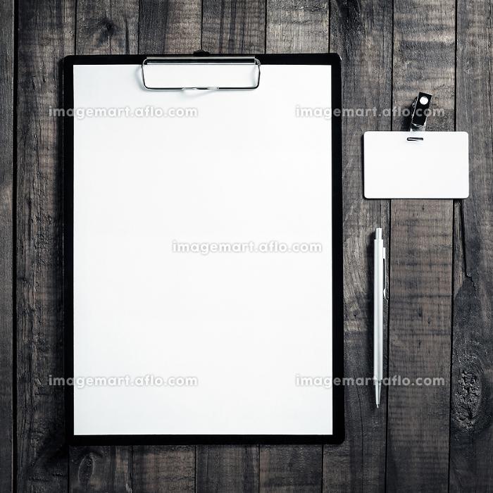 Blank ID templateの販売画像