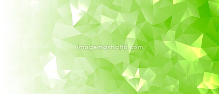 キラキラしたアブストラクト背景 緑色のグラデーションの販売画像