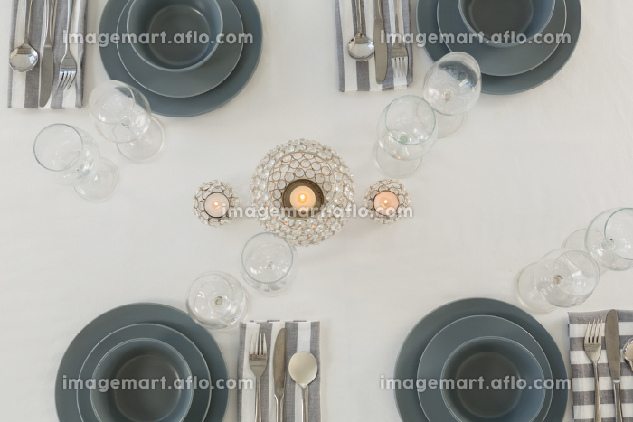 Beautiful table setting for an occasionの販売画像