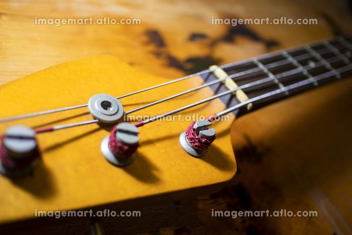 ベースのヘッド 楽器 3614の販売画像