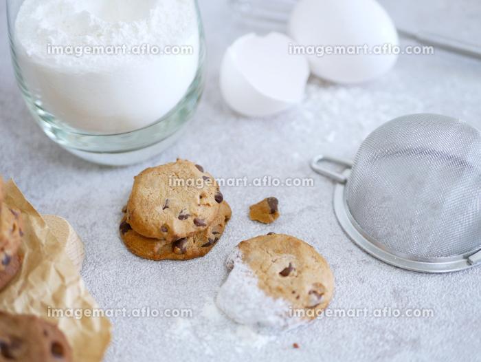 ハンドメイドクッキーの販売画像