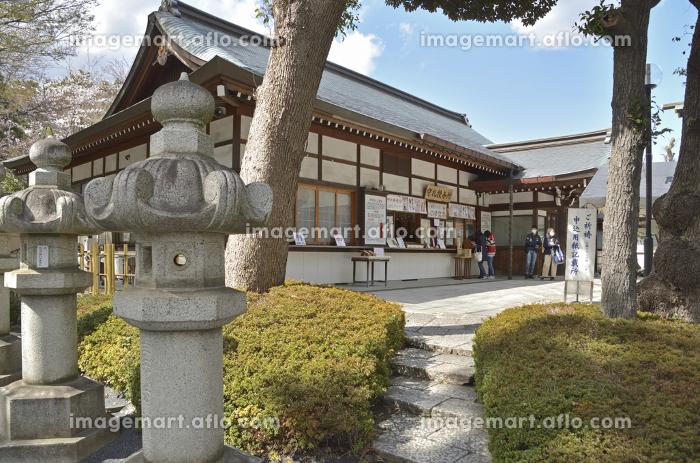 松陰神社・奉納石灯籠の販売画像