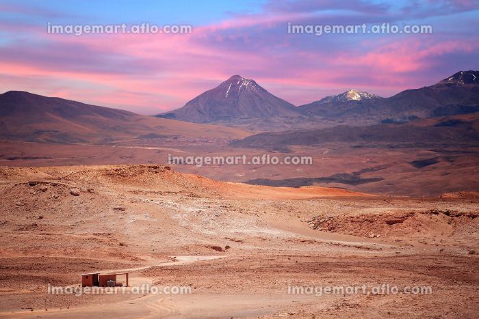 volcano licancabur near San Pedro de Atacamaの販売画像