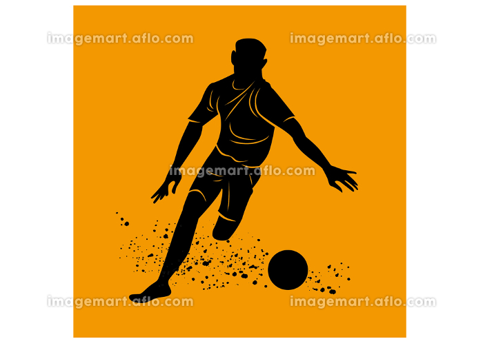サッカーの販売画像