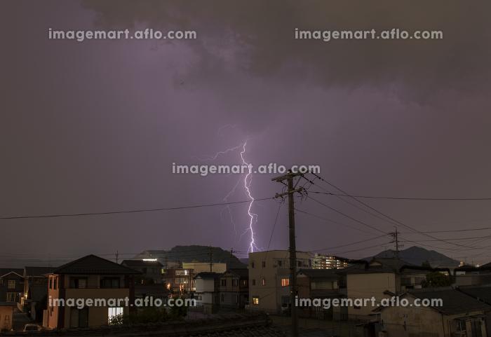 雷の販売画像