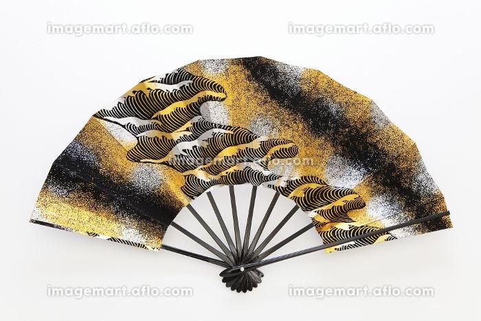 日本舞踊の扇子の販売画像