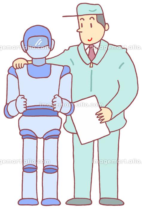 ロボット技術者の販売画像