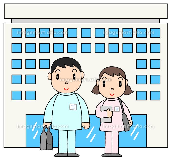 医療スタッフ・医療施設の販売画像