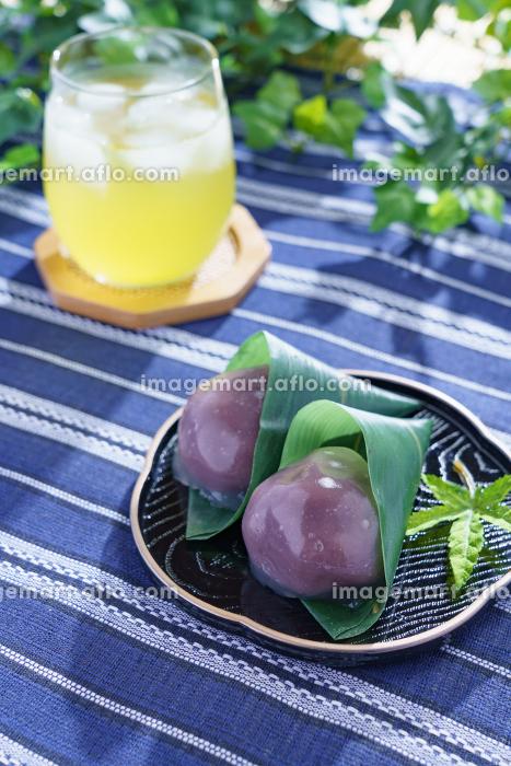 和菓子 葛まんじゅうの販売画像