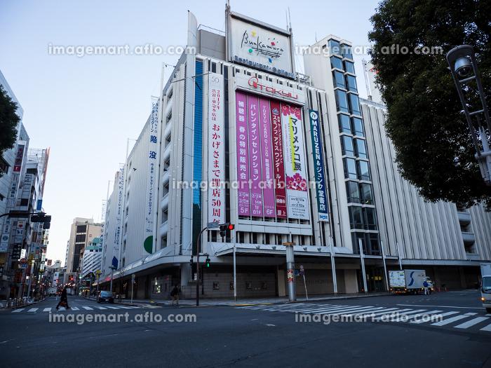 渋谷 早朝 2017年2月の販売画像