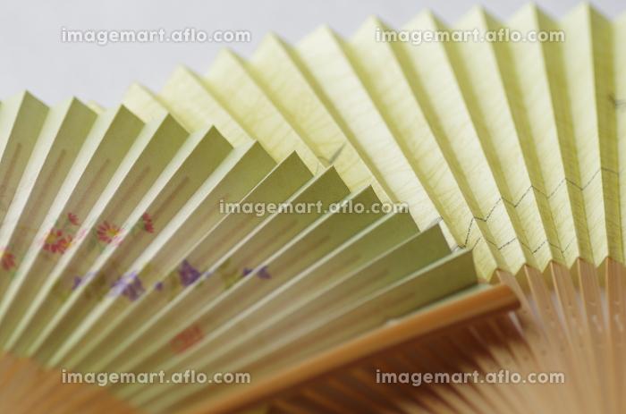 扇子を使ったグラフィック素材の販売画像
