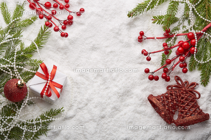 Christmas and New Year backgroundの販売画像