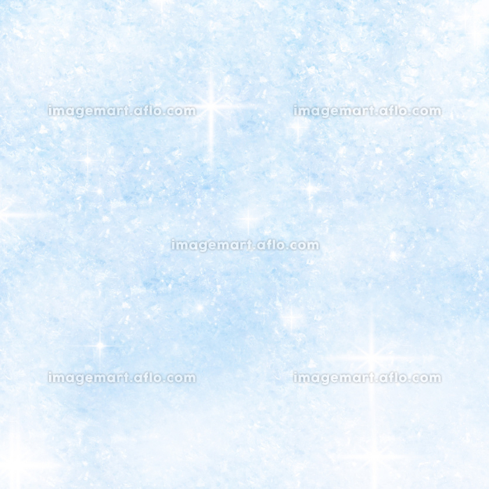 icy background with snowflakes and lightsの販売画像