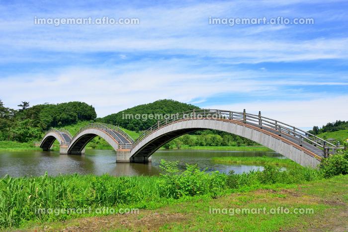 歴史の町 秋田県横手市 平安の風わたる公園の販売画像