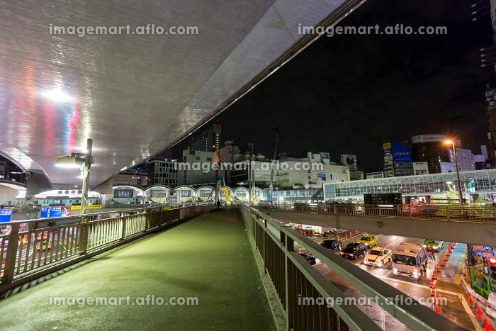 渋谷 夜景 2012年の販売画像